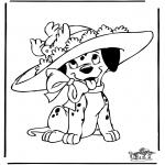 Personaggi di fumetti - 101 Dalmati 7