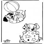 Personaggi di fumetti - 101 Dalmati 9