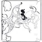 Personaggi di fumetti - Aladdin 1