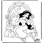 Personaggi di fumetti - Aladdin 7