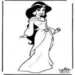 Personaggi di fumetti - Aladdin 9