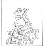 Personaggi di fumetti - Arthur e i Minimei 1