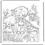 Personaggi di fumetti - Arthur e i Minimei 2