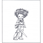 Personaggi di fumetti - Arthur e i Minimei 3