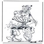 Personaggi di fumetti - Asterix 1