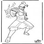 Personaggi di fumetti - Avatar 4