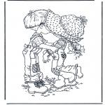 Disegni da colorare Vari temi - Bacino