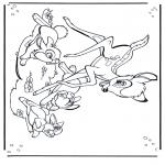 Personaggi di fumetti - Bambi 1