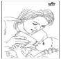 Bambino e la madre 1