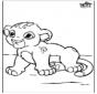 Bambino leone