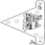 Lavori manuali - Bandiera - Case