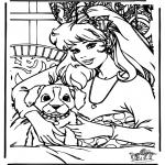 Personaggi di fumetti - Barbie 10