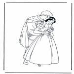 Personaggi di fumetti - Biancaneve 12