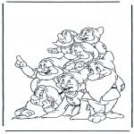 Personaggi di fumetti - Biancaneve 13