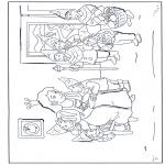 Personaggi di fumetti - Biancaneve 14