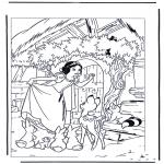 Personaggi di fumetti - Biancaneve 7