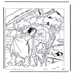 Personaggi di fumetti - Biancaneve 8