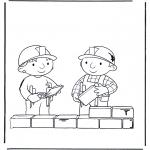 Disegni per i piccini - Bob the Builder 2