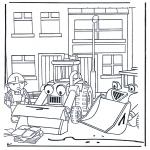 Disegni per i piccini - Bob the Builder 4