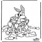 Personaggi di fumetti - Bugs Bunny 2