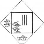 Lavori manuali - Busta K3