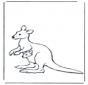 Canguro con piccolo