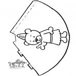 Lavori manuali - Cappello Bumba