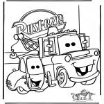 Personaggi di fumetti - Cars 1