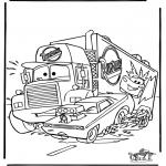 Personaggi di fumetti - Cars 6