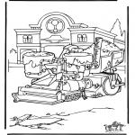 Personaggi di fumetti - Cars 7