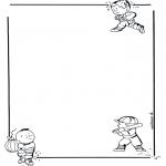 Lavori manuali - Carta da lettere per bambini 1