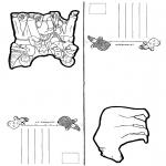 Lavori manuali - Cartoline 4