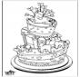 Celebrazione torta