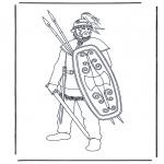Disegni da colorare Vari temi - Celtico