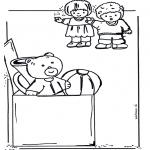 Disegni per i piccini - Colora i giocattoli 2