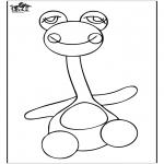 Disegni per i piccini - Colora i giocattoli 3
