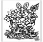 Coniglietto pasquale 16