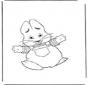 Coniglietto pasquale 8