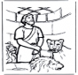 Daniele nalla fossa dei leoni 1