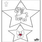 Disegni da colorare Natale - Decorazioni di Natale 3