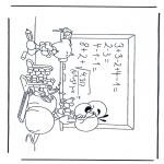 Personaggi di fumetti - Diddl 17