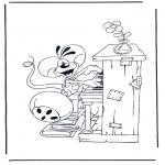 Personaggi di fumetti - Diddl 33