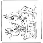 Personaggi di fumetti - Diddl 38