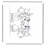 Personaggi di fumetti - Diddl 40