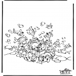 Personaggi di fumetti - Diddl 49