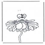 Personaggi di fumetti - Diddl 6