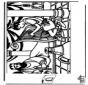 Diorama Davide e Saul 1