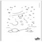Disegna seguendo i numeri - inverno 2