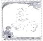 Disegna seguendo i numeri - zoo 3