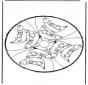 Disegno da bucherellare 24